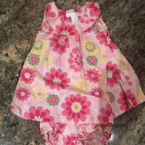 H&M Little Girls Outfit